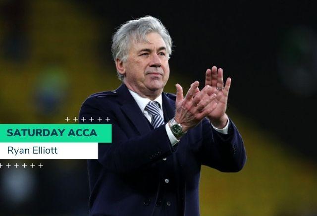 Football Tips: 6/1 Saturday Premier League Accumulator