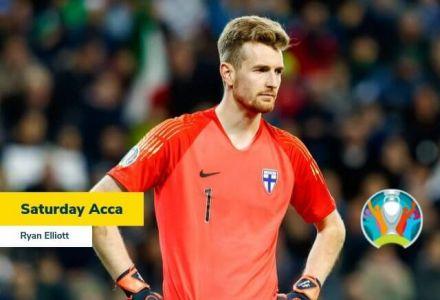 Saturday Euro 2020 Qualifiers Acca