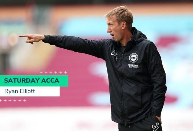 Football Predictions: 5/1 Saturday Premier League Accumulator