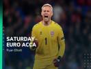 Euro 2020 Accumulator Tips: Saturday 11/2 Treble