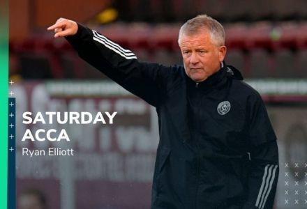 Premier League Accumulator Tips: Saturday 4/1 Double