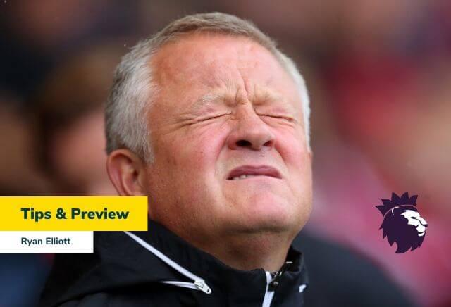 Sheffield Utd v Arsenal Tips & Betting Preview