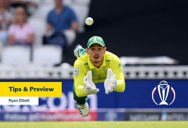 South Africa v Afghanistan Tips & Betting Preview
