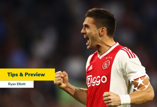 Spurs v Ajax Tips & Betting Preview
