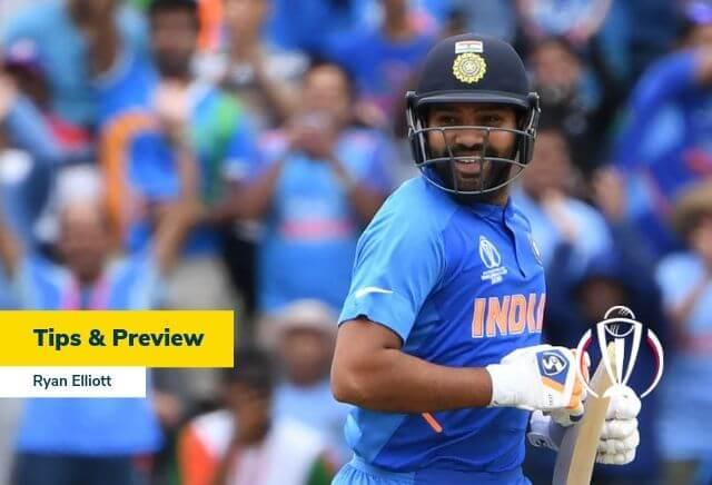 Sri Lanka v India Tips & Betting Preview