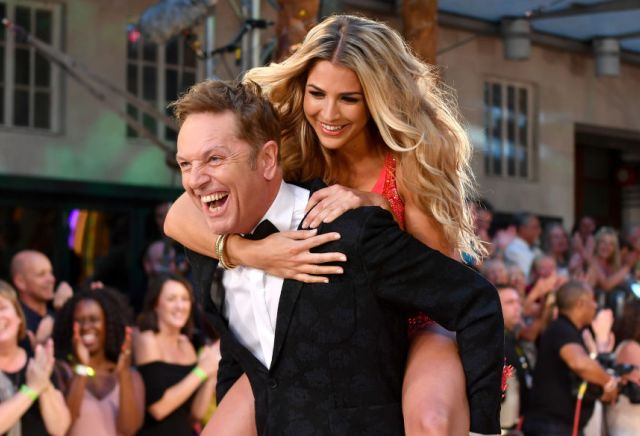 Andy Holding's Strictly Come Dancing Preview