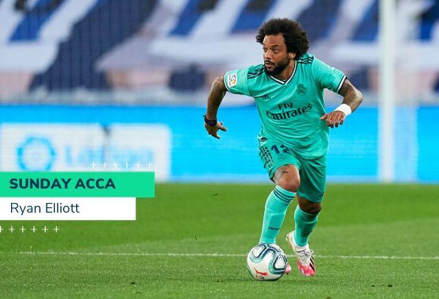 Sunday Football Accumulator Tips