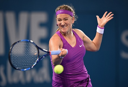 Azarenka the one to beat in Melbourne