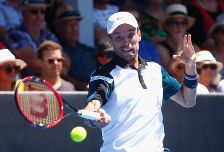Bank on Bautista to upset Berdych
