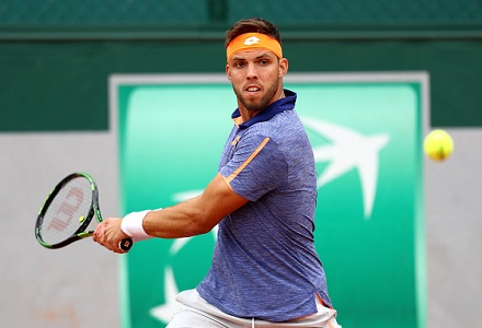 Thursday's French Open Daily Double