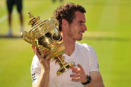 Wimbledon draw: Murray in favourable half