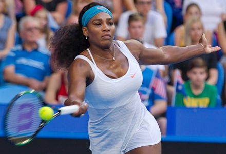 Time is right to get on Serena Williams