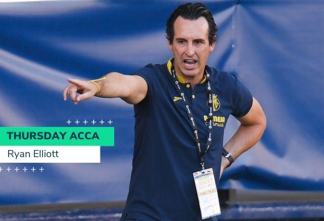 Football Accumulator Tips: Thursday 4/1 Europa League Treble
