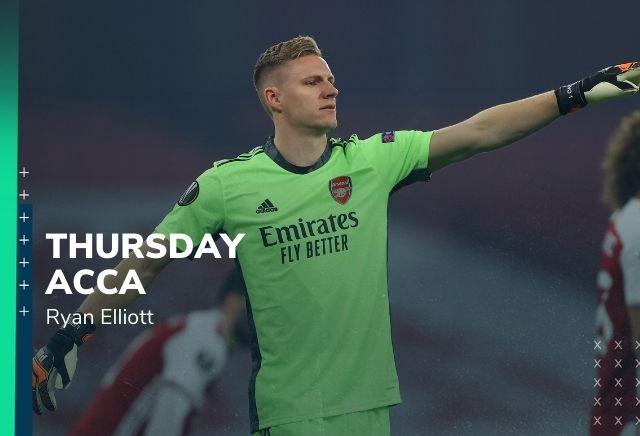 Europa League Accumulator Tips: Thursday 9/2 Double