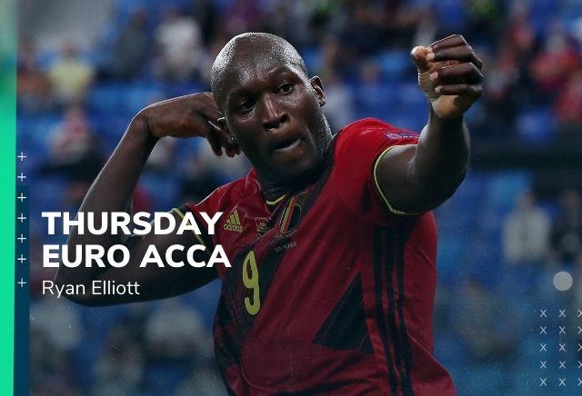 Euro 2020 Accumulator Tips: Thursday 7/2 Double