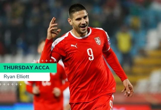 Thursday Nations League Accumulator Tips