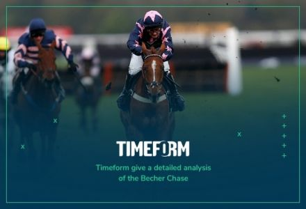 Timeform's Becher Chase Preview: Favourite, Outsider, Stats & Verdict