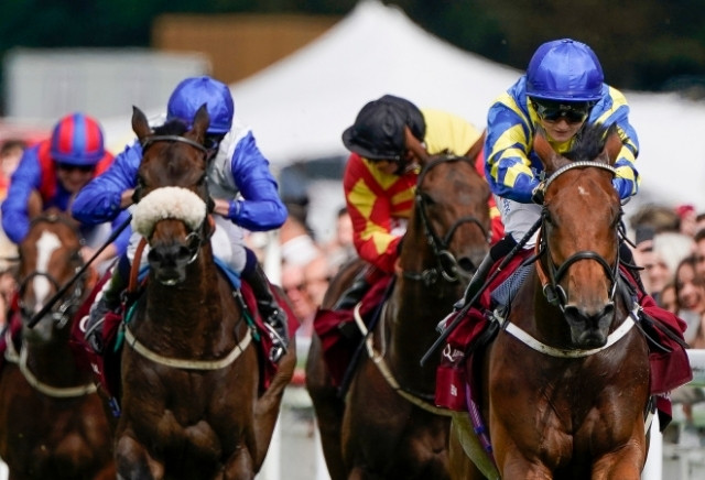 The 3 Most Backed Horses on Day 2 at Goodwood