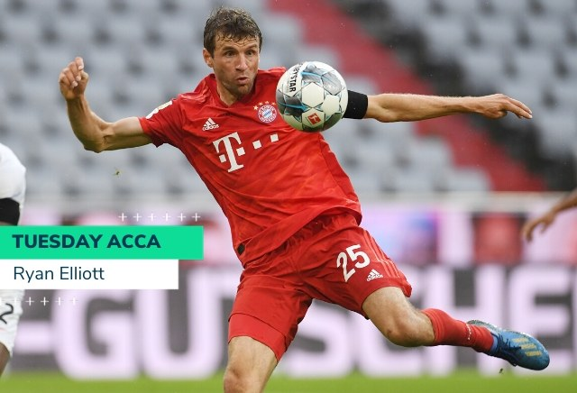 Tuesday Bundesliga Accumulator