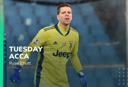Champions League Accumulator Tips: Tuesday 8/1 Double