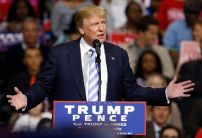 USA Votes: Trump Strikes Back