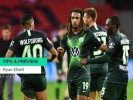 Wolfsburg vs Eintracht Frankfurt Tips, Preview & Prediction